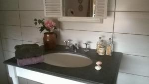 Salle de bain Bois Rosé